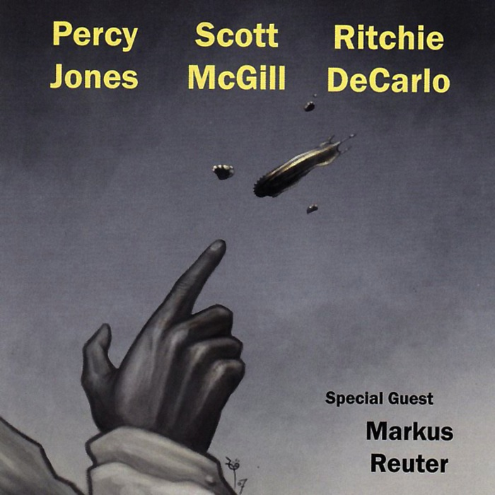 Percy Jones / Scott McGill / Ritchie DeCarlo Cover art