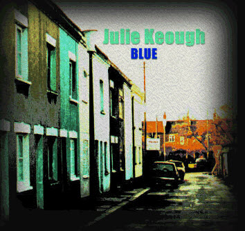 Julie Keough — Blue