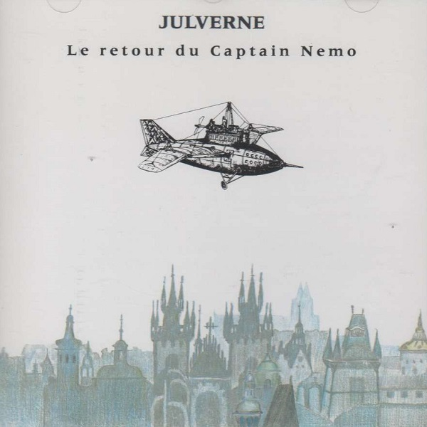 Le Retour du Captain Nemo Cover art