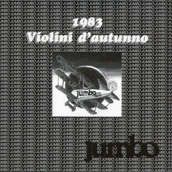 1983: Violini d'Autunno Cover art