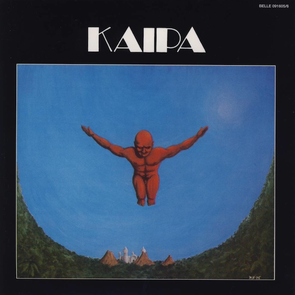 Kaipa  Cover art