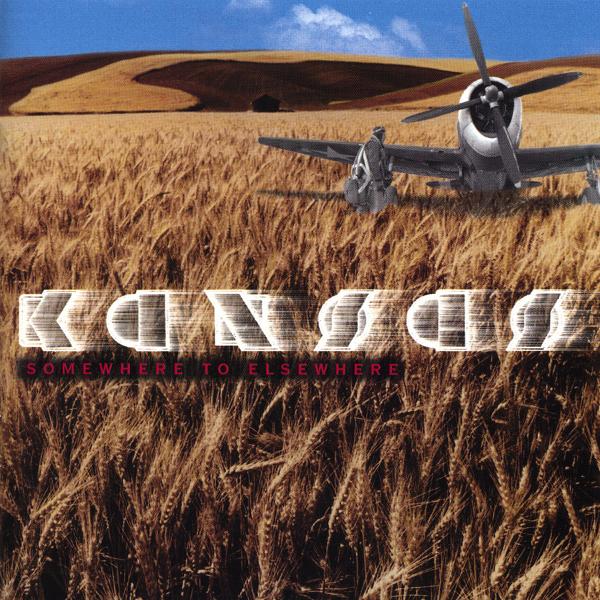 Kansas — Somewhere to Elsewhere