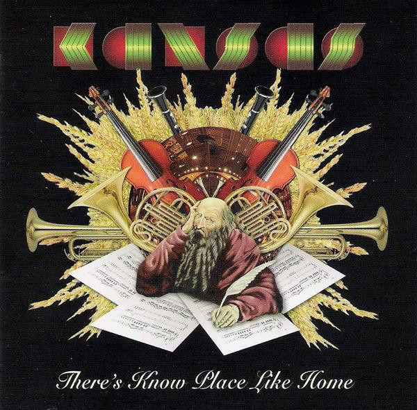 There's Know Place Like Home Cover art