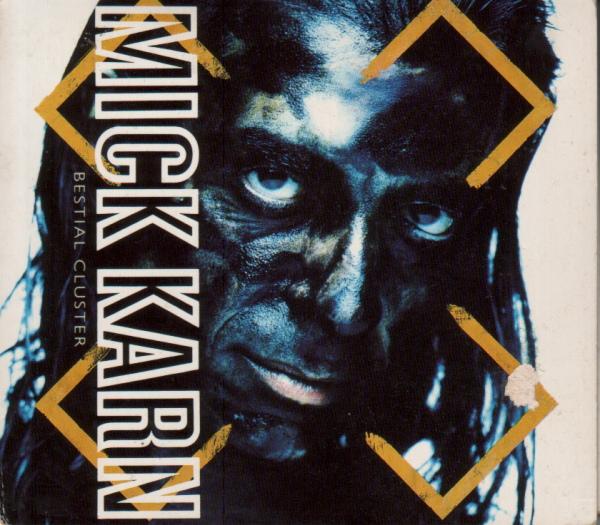 Mick Karn — Bestial Cluster