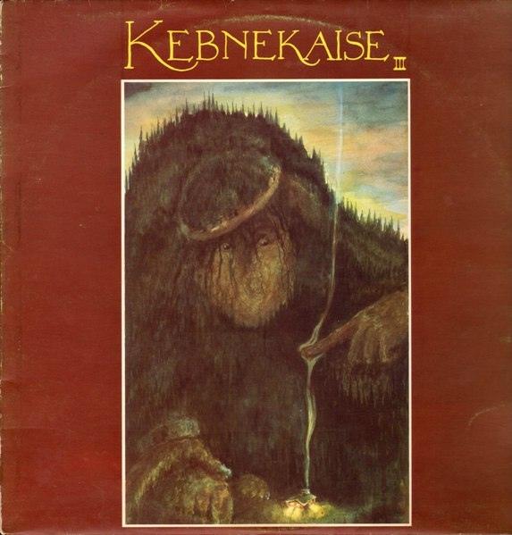 Kebnekajse — III