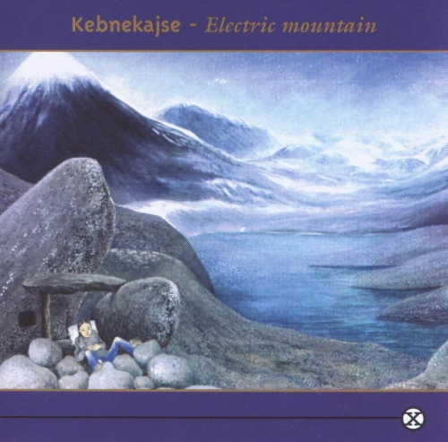 Electric Mountain Cover art