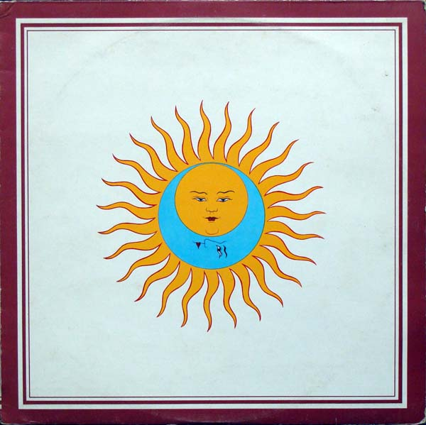 King Crimson — Larks' Tongues in Aspic