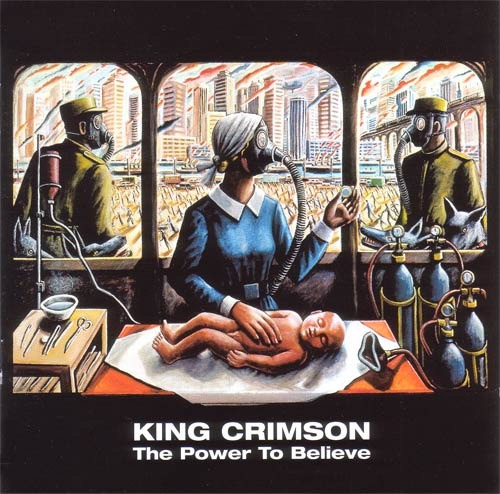 King Crimson — The Power to Believe