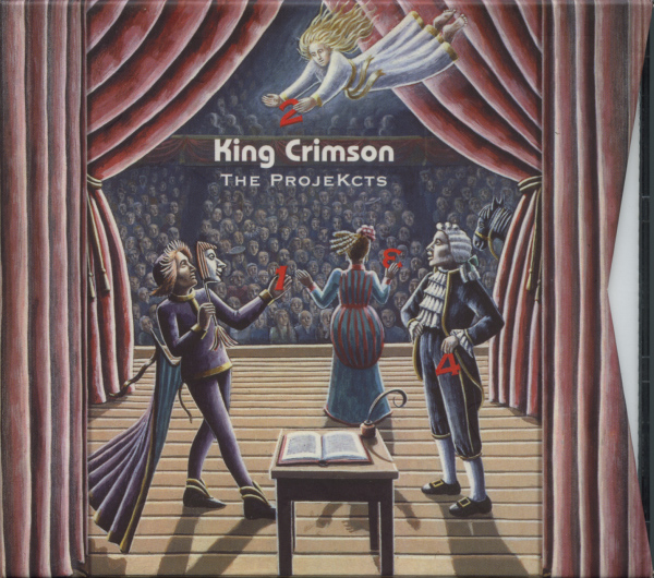 King Crimson — The ProjeKcts