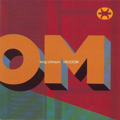 Vrooom Cover art