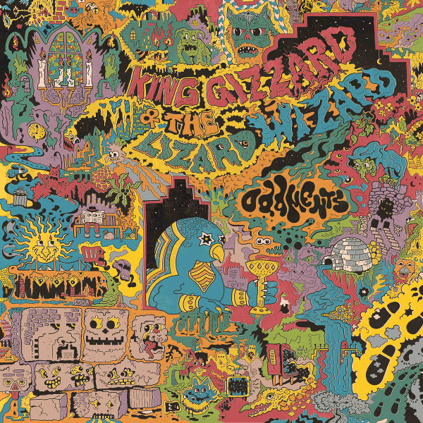 King Gizzard and the Lizard Wizard — Oddments