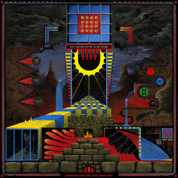 King Gizzard and the Lizard Wizard — Polygondwanaland