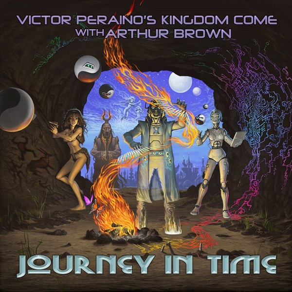 Victor Peraino's Kingdom Come — Journey in Time
