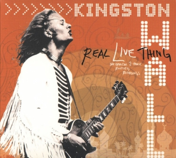 Kingston Wall — Real Live Thing