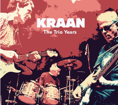 The Trio Years Cover art