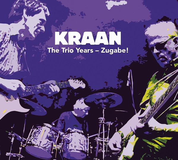 Kraan — The Trio Years - Zugabe!