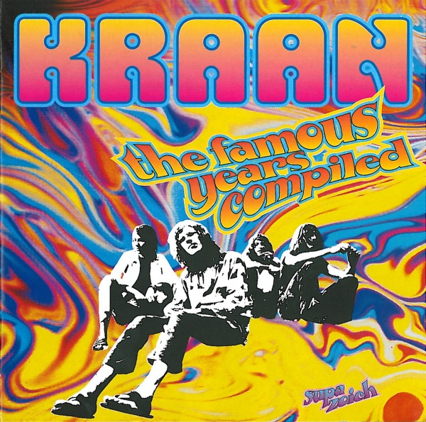 Kraan — The Famous Years Compiled