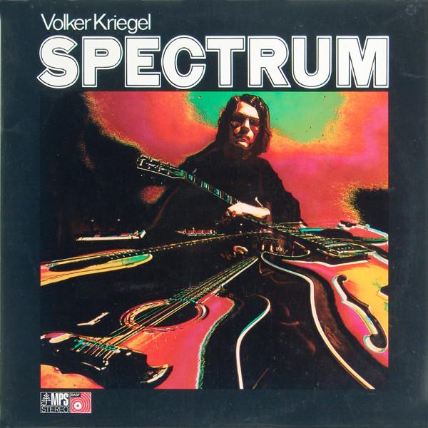 Volker Kriegel — Spectrum
