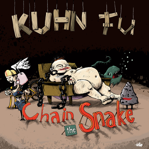 Kuhn Fu — Chain the Snake