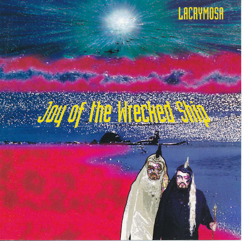 Joy of the Wrecked Ship Cover art