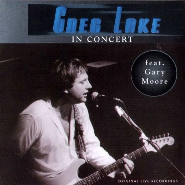 Greg Lake — King Biscuit Flower Hour Presents Greg Lake in Concert