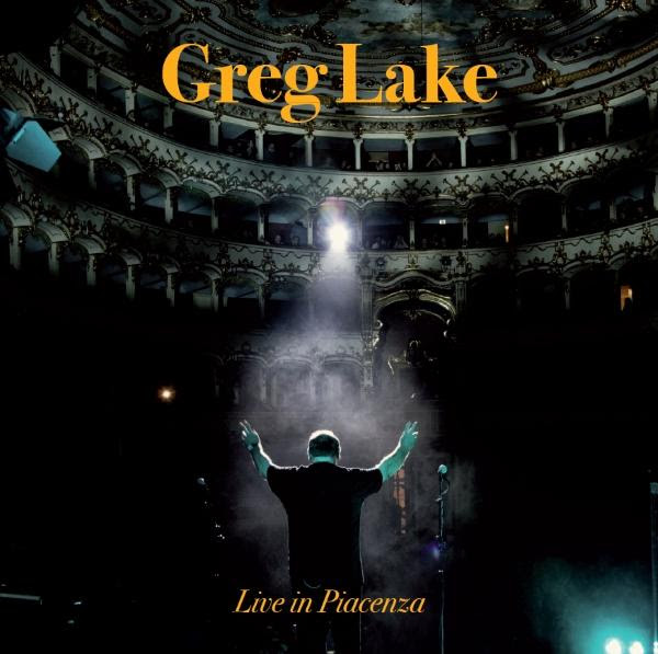 Greg Lake — Live in Piacenza