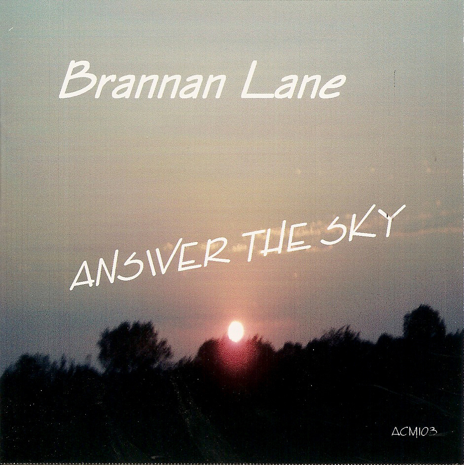 Answer the Sky Cover art