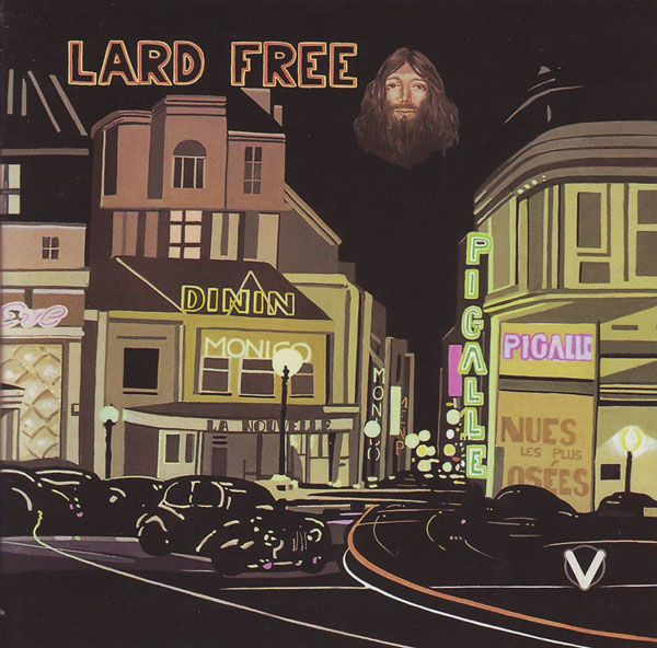 Lard Free — I'm Around About Midnight