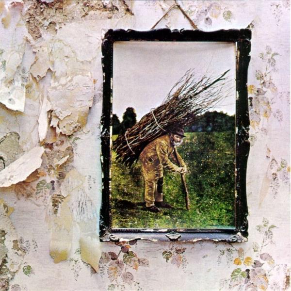 Untitled (AKA Led Zeppelin IV) Cover art