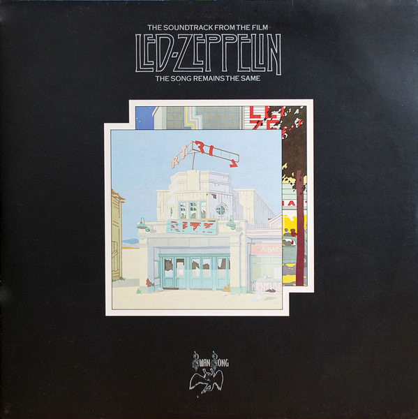Led Zeppelin — The Soundtrack from the Film The Song Remains the Same