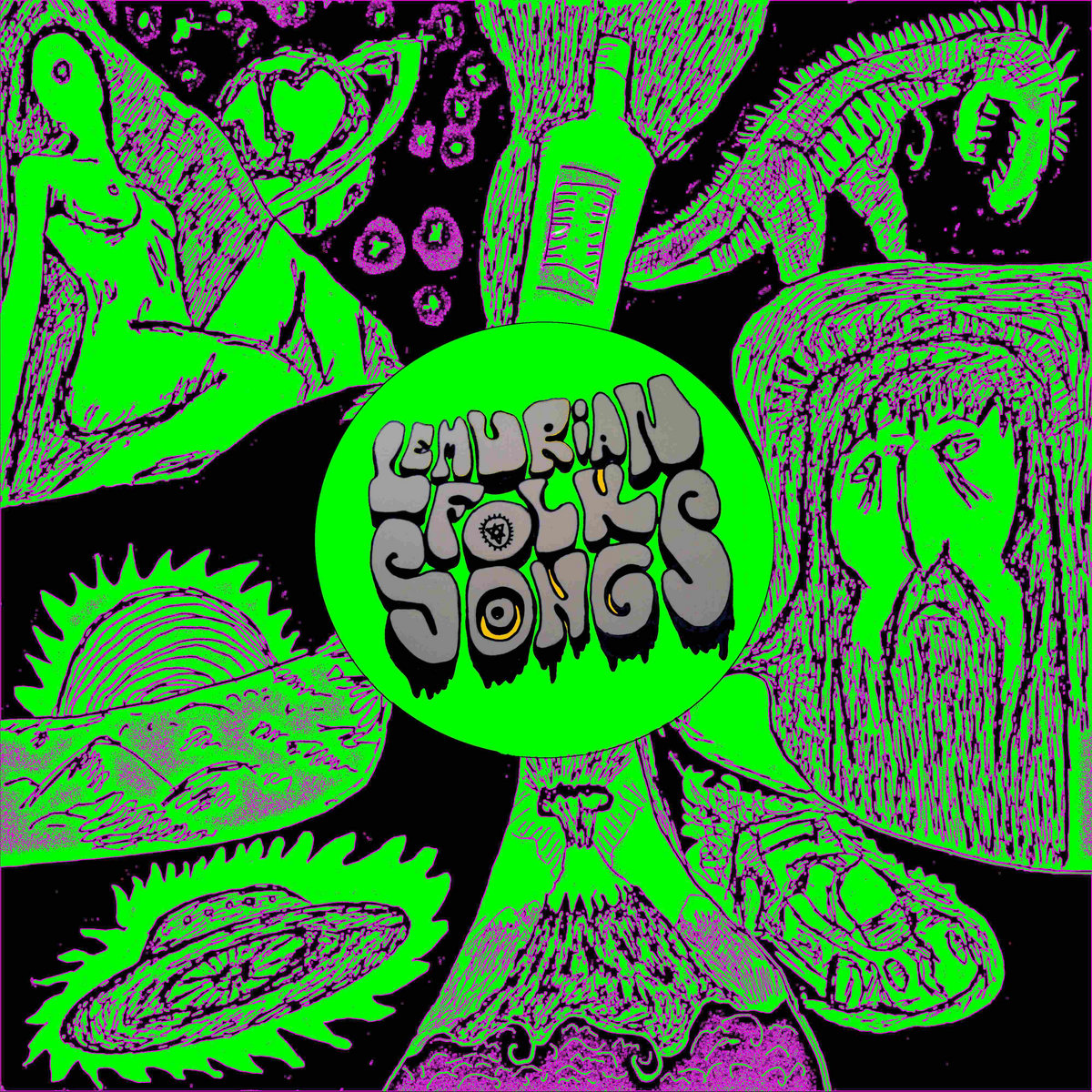 Lemurian Folk Songs — Nommo