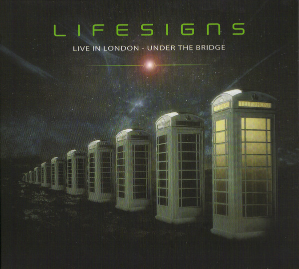 Live in London - Under the Bridge Cover art