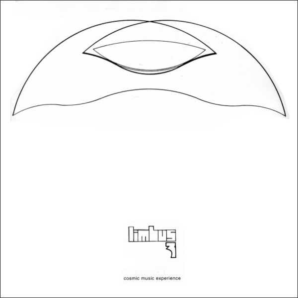 Cosmic Music Experience (AKA New Atlantis) Cover art
