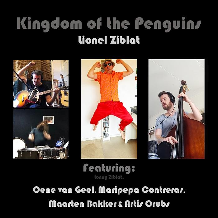 Lonny Ziblat — Kingdom of The Penguins