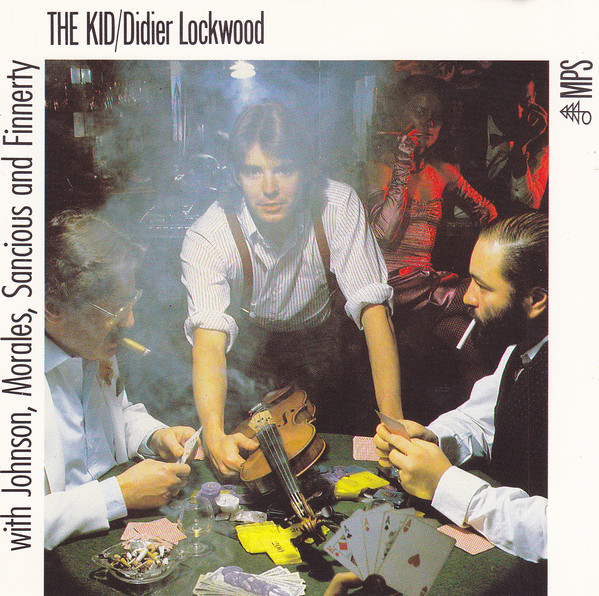 Didier Lockwood — The Kid