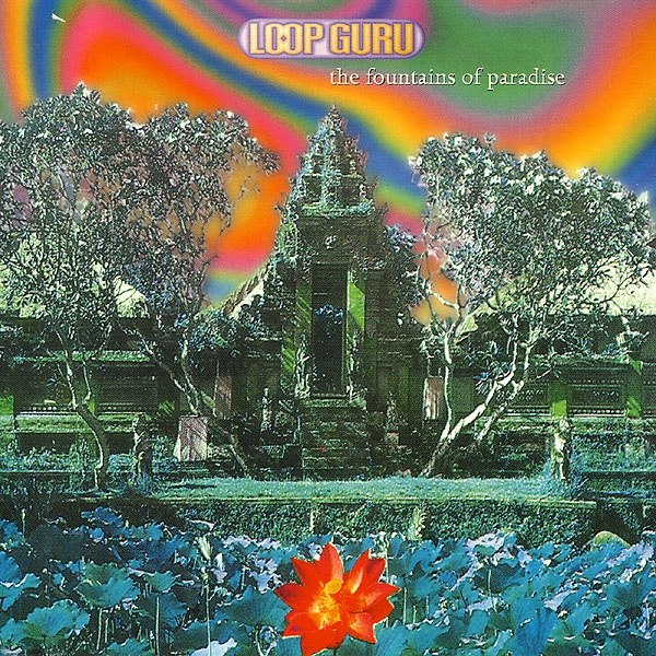 The Fountains of Paradise Cover art