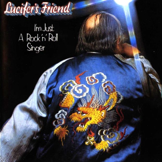 Lucifer's Friend — I'm Just a Rock 'n' Roll Singer