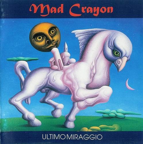 Mad Crayon — Ultimo Miraggio