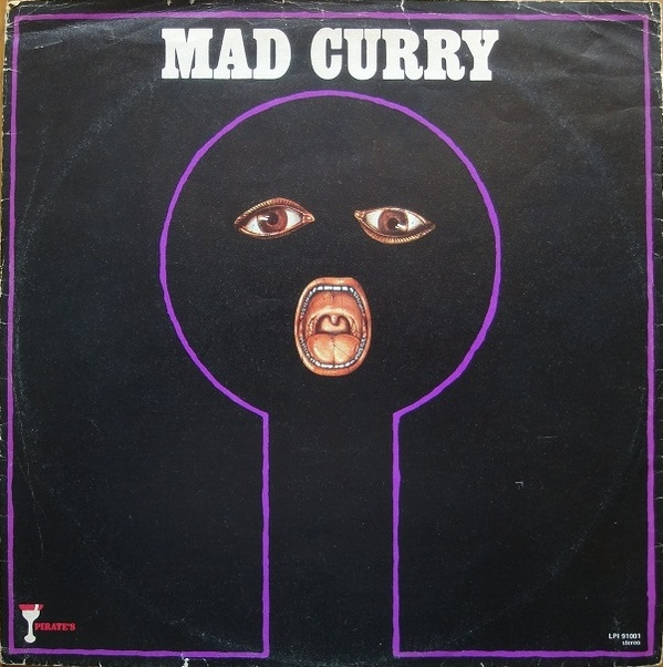Mad Curry Cover art
