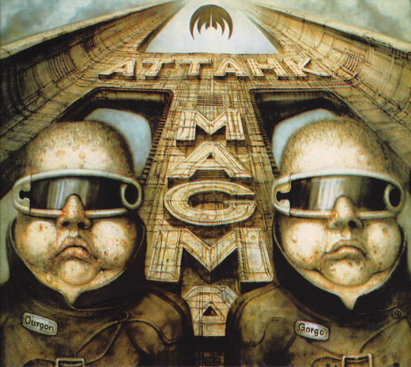 Attahk Cover art
