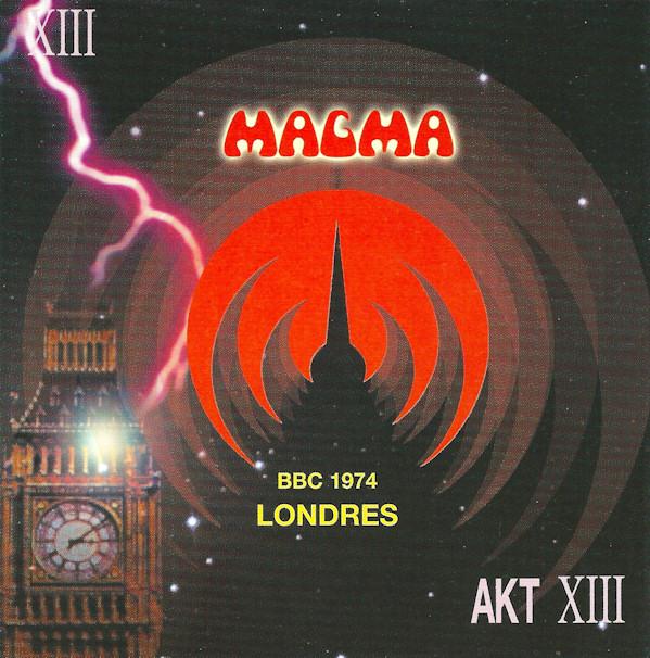 Magma — BBC - Radio - Londres 1974