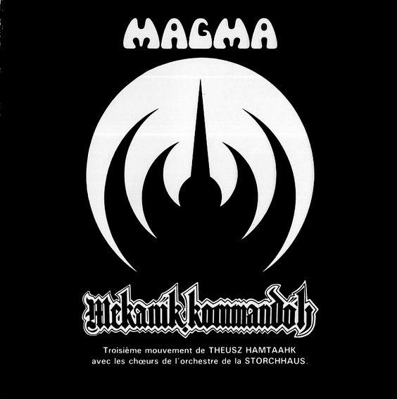 Magma —  Mekanïk Kommandöh