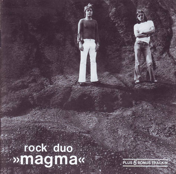 Rock Duo »Magma« Cover art