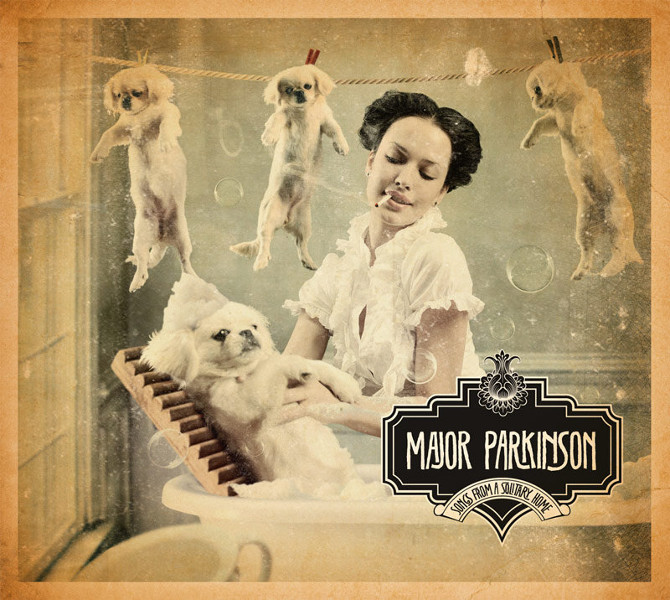 Major Parkinson — Songs from a Solitary Home