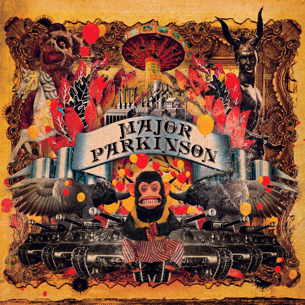 Major Parkinson — Major Parkinson