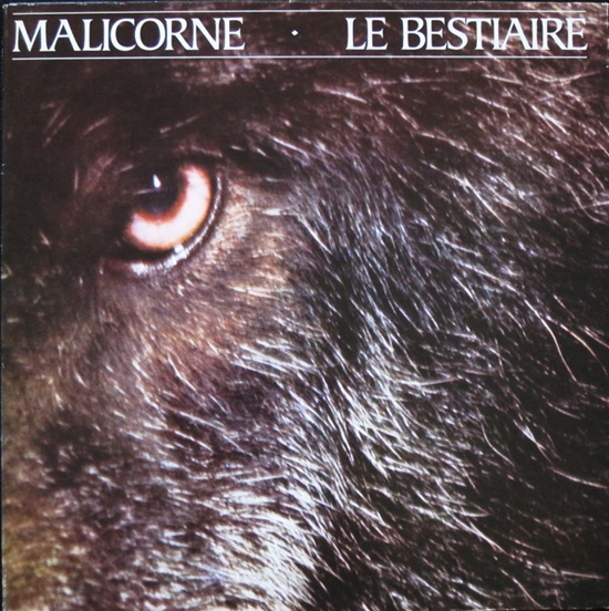 La Bestiaire Cover art