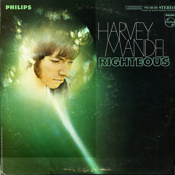 Harvey Mandel — Righteous