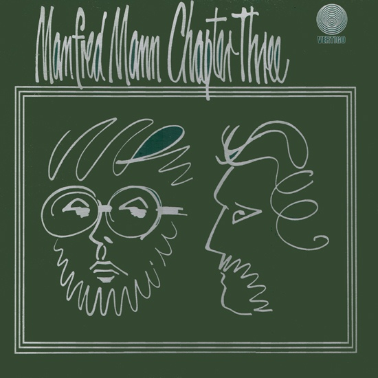 Manfred Mann Chapter Three — Manfred Mann Chapter Three