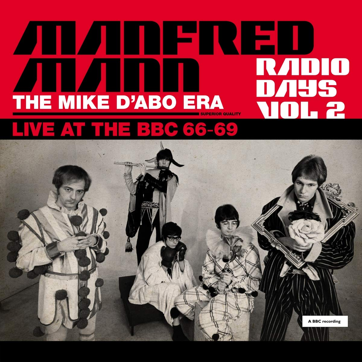 Manfred Mann — Radio Days Vol 2 - The Mike D'Abo Era