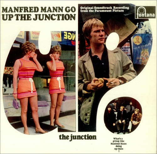 Manfred Mann — Manfred Mann Go up the Junction